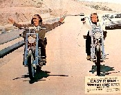 Peter Fonda and Dennis